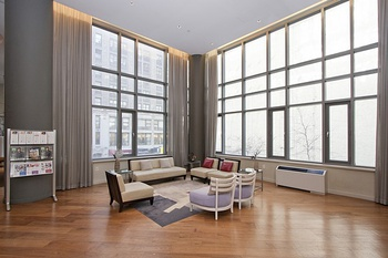 One Bedroom High Floor CONDO in a luxury building on Fifth avenue
